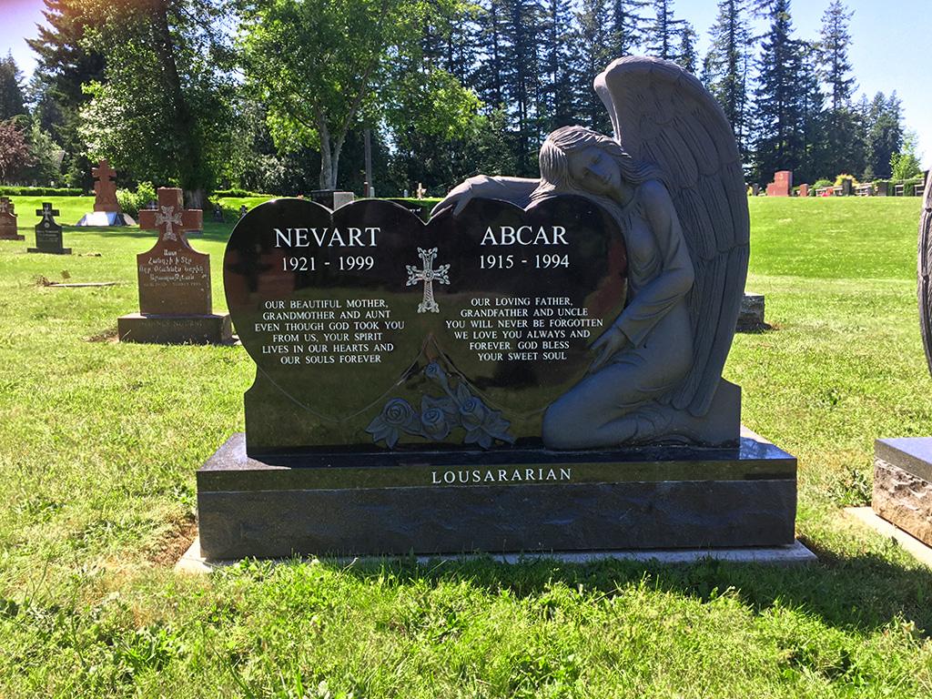 About Raincoast Memorials